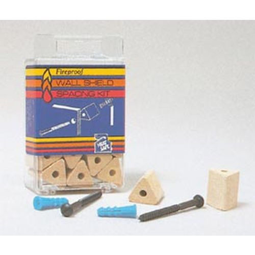Fireproof Wall Spacer Kit