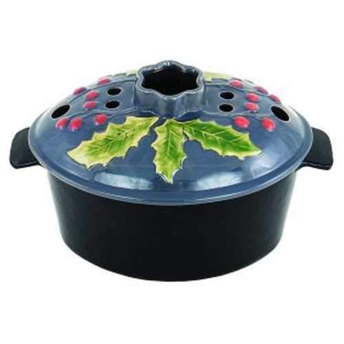 2.2 Qt. Holly Ceramic Top Steamer