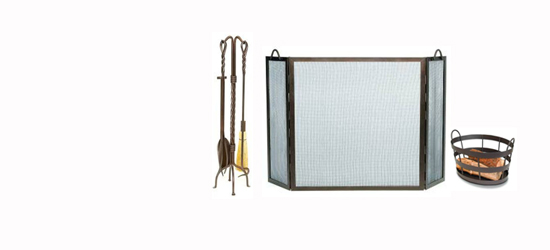 Fireplace Woodstove Chimney Parts Accessories Fireplace Tool Sets Screens Glass Doors Log